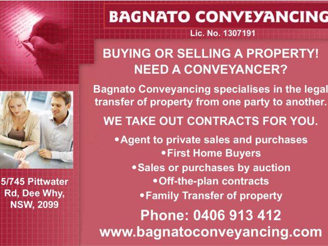Bagnato  Conveyancing