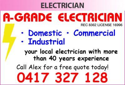A-GRADE ELECTRICIAN