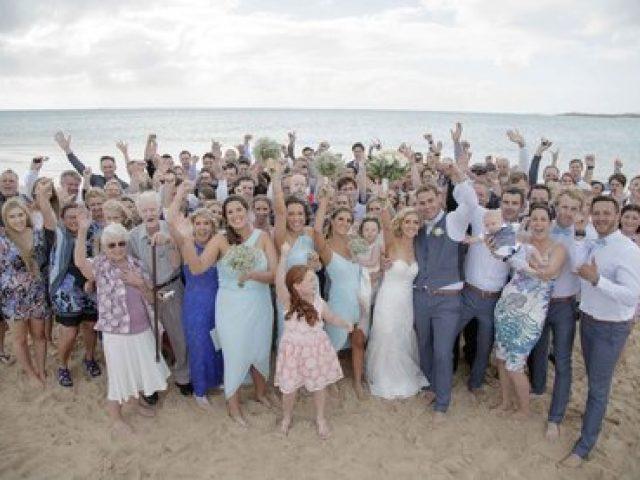 BLUE WATER WEDDINGS – Hilary Van Eldik