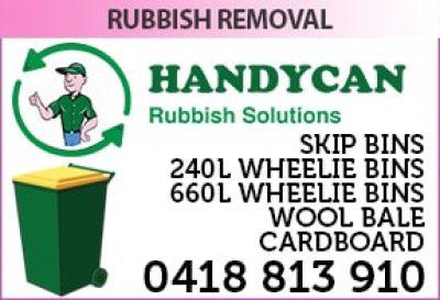 Handycan Rubbish Solutions