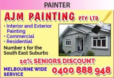 AJM Painting Pty Ltd