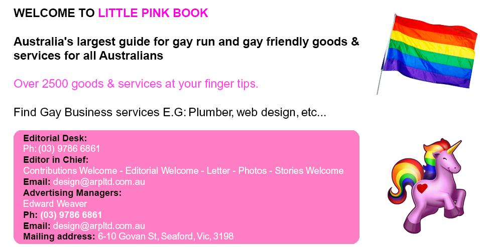 The LGBTQIA Little Pink Book